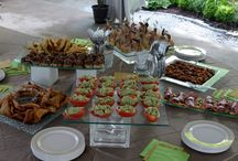 Annual Meeting Food! / The food was spectacular at the 100th Annual Meeting!  Special thank you to Chany Rapoport for catering and organizing the evenings offerings.  The food was prepared and presented Kosher, a special thank you to The Colonnade for being accommodating!
