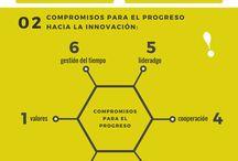 The Hire Tools ! - INFOGRAPHIC DESIGN / Infografías de The Hire Tools. Corporativas. Creatividad | Innovación | Selección y formación creativa para empresas