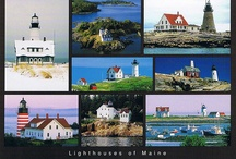 come on over to my lighthouse / by Renee Upton
