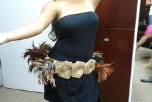 Polynesian costumes