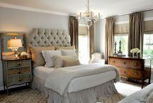 Master Bedroom / by Nicki Woo - The Home Guru / Nicole T. Woodard
