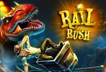 Rail rush unlimited gems and gold
