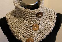 Gör det själv och hantverk halsduk