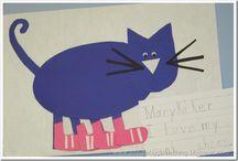 Pete the Cat / by Jennifer Welch