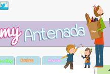Mamy Antenada / O que rola no Blog Mamy Antenada www.mamyantenada.com