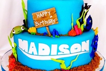 Kid's Birthday Cake Ideas