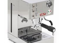 Machines Espressos Manuelles