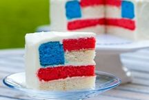 4th of July food ideas / Fun food ideas for any 4th of July Party! / by Boston Pops Fireworks Spectacular
