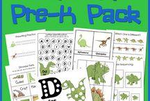 Preschool/Learning / by Chasity Hutchinson