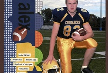sports scrapbook