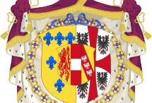 Almanach de Saxe Gotha - Duchy of Parma - House of Bourbon-Parma /  The Duchy of Parma was created in 1545 from that part of the Duchy of Milan south of the Po River, as a fief for Pope Paul III's illegitimate son, Pier Luigi Farnese, centered on the city of Parma. In 1556, the second Duke, Ottavio Farnese, was given the city of Piacenza, becoming thus also Duke of Piacenza, and so the state was thereafter properly known as the Duchy of Parma and Piacenza (Ducato di Parma e Piacenza in Italian). http://www.almanachdegotha.org/id29.html