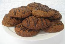"""Cookie's van Tante Cornelia / Diverse cookie's in allerlei smaken en soorten, gemaakt door """"De Keuken van Tante Cornelia"""""""