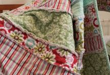 Rag and Chenille Quilts