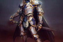cavaleiros e herois