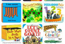 Children's books counting