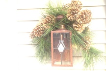 Outdoor Winter Gardening / Holiday Decorating