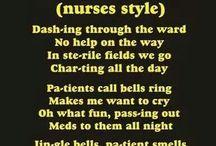 nurses (we are all mad)