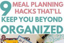 Meal Organization