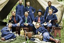 The Civil War / by Gary Barton