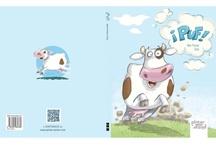 ¡PUF! / Texto: Mar Pavón Ilustraciones: Subi (Joan Subirana) Formato: 18,4x22,9 Encuadernación: Tapa dura ISBN: 978-84-92964-36-9  / by Pintar-Pintar Editorial