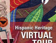 Hispanic Heritage Month / by Melissa Voti