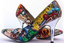 Marvel / DC / Marvel and DC gear / by Nancy Rikkie