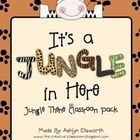 Math is a Jungle / Jungle themed Math Room / by Erin Eichler