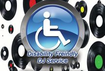 DJ Daddy Mack Disability Friendly / DJ Daddy Mack is now Disability Friendly with the ability to check out events we have been hired for should you need to know more about the event we have been hired for. Visit 3xw dot djdaddymack dot com