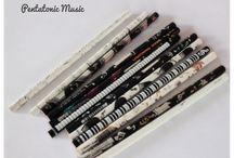 Pencils / Music Pencils
