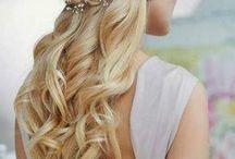 Galla hår