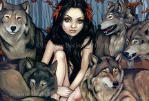 Inspirational Artists - Gothic/Fantasy / Inspirational Gothic/Fantasy Artists