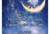 Buona notte! Boa noite!