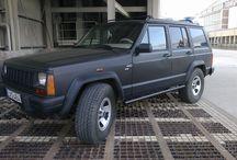 Jeep Cherokee 2.5Td.
