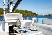 Necker Belle / Explore the Caribbean Islands in style with Sir Richard Branson's luxury private sailing catamaran Necker Belle !