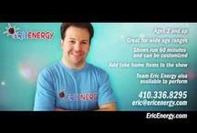 Eric Energy Birthday Show