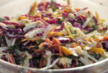 Salads and Slaws