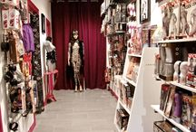 Nueva tienda SEXDLUX / os presento el nuevo local de SEXDLUX, en la calle Pelota, en el caso viejo de BIlbao.