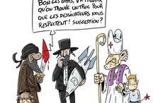 Caricature et religion