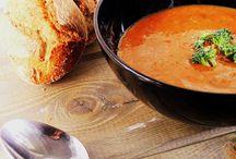 Food - zupy, kremy