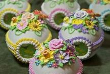 Panorama Easter eggs