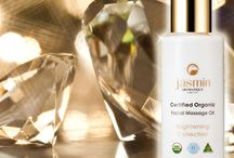 Shine Bright Like A Diamond / Brightening products to help reduce dark spots, age spots and pigmentation.