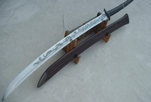 Wicked swords & knifes  / by Mavrick Ranger