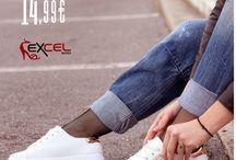 SUNSHINE || Γυναικεία Sneakers 14.99€