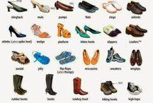 Learning English-shoes