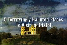 Halloween in Bristol / Halloween is almost here! Discover the most haunted places in Bristol and the horror stories behind them! https://goo.gl/Mhi5MQ