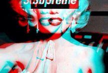 Supreme + GUCCI + Versace