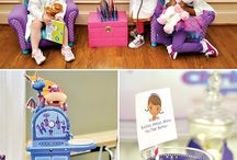 Doc McStuffins Party / by Rachel Ray