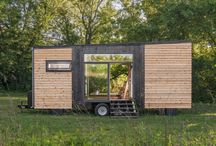 Tiny Houses / 500 sf or less