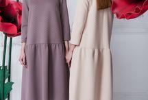 Идеи платья блузки