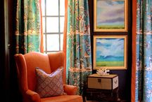 Window treatments / by Sue Kauffman